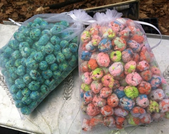 200 Native Wildflower Seed Bombs *Spring is Coming!*