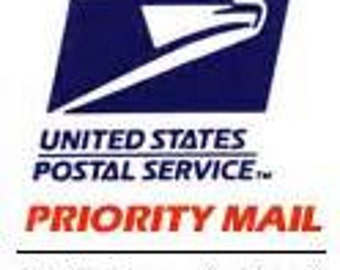 Priority Mail upgrade, US and CANADA
