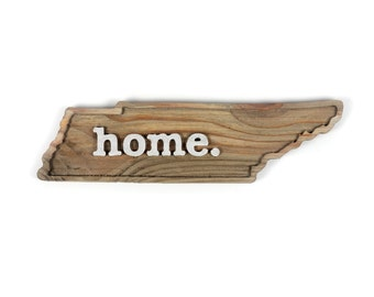 Tennessee home. Rough Cut Mill Wood Wall Hanging