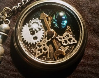 Steampunk pocketwatch  (SALE!)