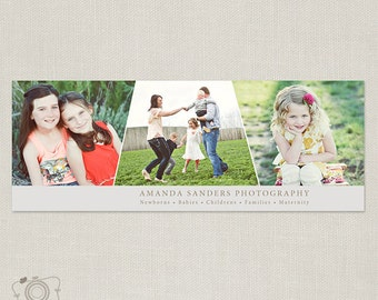 INSTANT DOWNLOAD - Facebook Timeline Cover for Photographers - C270