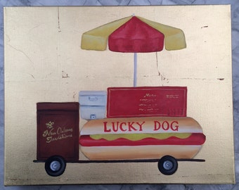Lucky Dog Stand