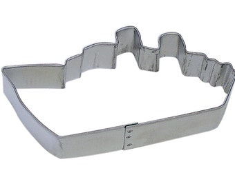 Oceanliner Cruise Ship 4'' Cookie Cutter
