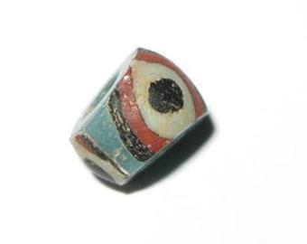 African ancient Islamic eye bead