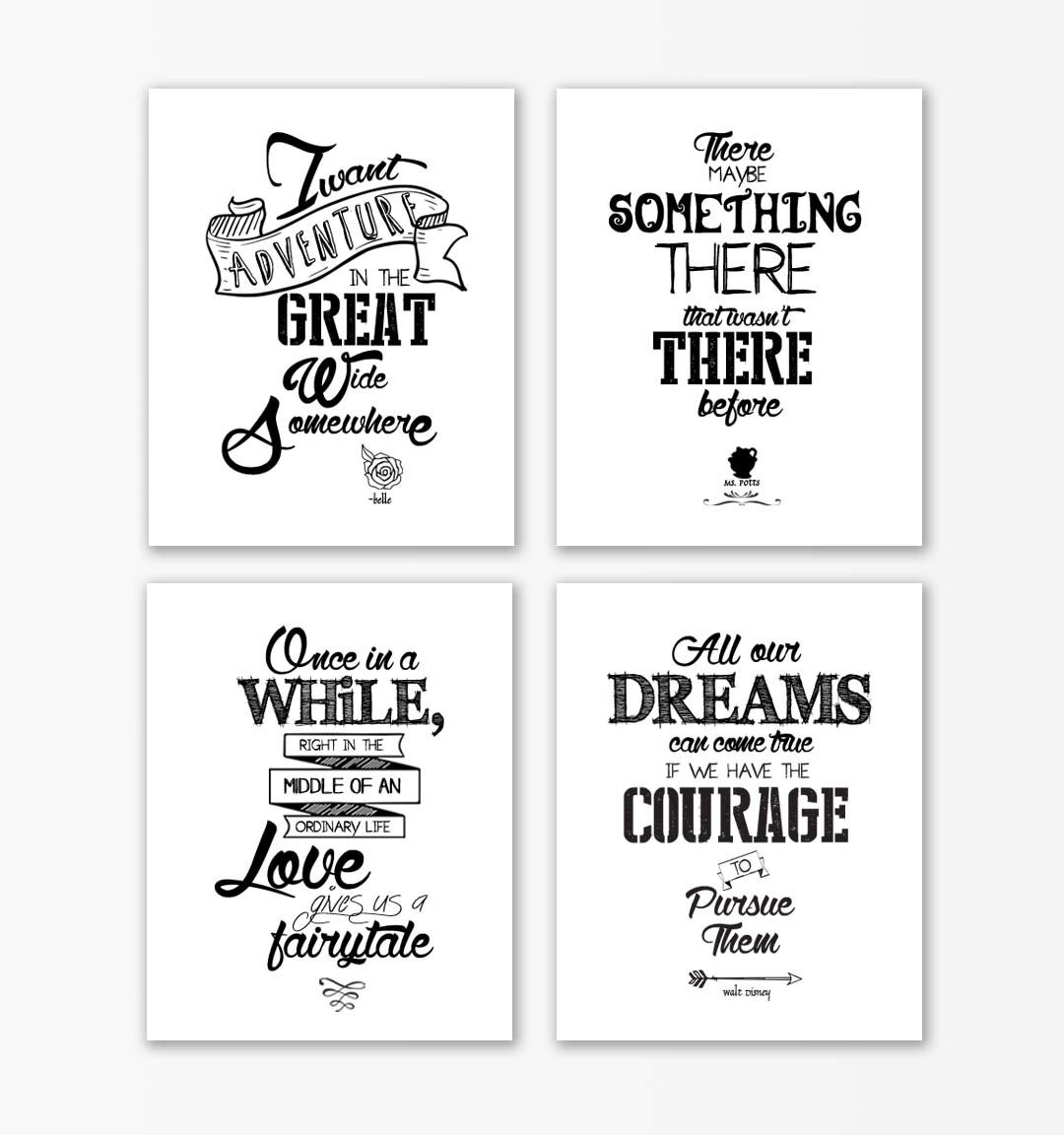 Beauty And The Beast Quotes Ul42 Jornalagora