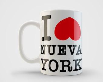 I LOVE NYC mug
