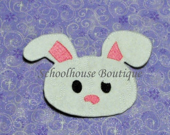 Bunny Felt Puzzle - Logic Thinking Game -Easter Basket Filler - Stocking Stuffer - Preschool Puzzle - Soft Game-Sensory Toy