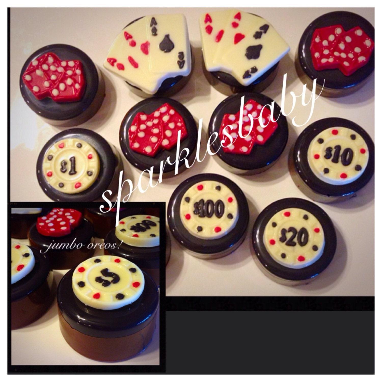 Personalized chocolate casino poker chip casino in island red treasure wing