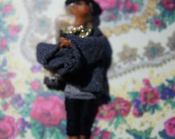 City spring tanned glam doll - mom or stylish girl listing for ONE