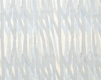 Christopher Farr Cloth Pillow Cover in Breakwater in Pale Blue