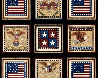Patriotic Flag Panel Etsy