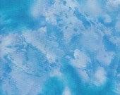 LANDSCAPE FABRIC- Sky - 1/2 metre