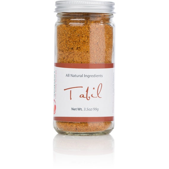 Tabil Spice Blend 3.5 Oz / 99 G by usimplyseason on Etsy