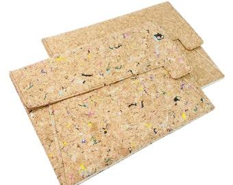 RISY Cork Sleeve Case / Cover Bag / Briefcase / Clutch for Macbook Air/Retina 13''