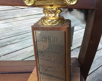 Vintage Car Trophy