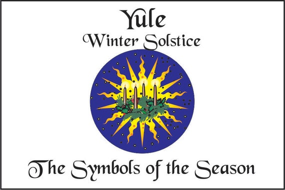 Ritual Symbols of the Seasons A Pagan Ritual for Yule or