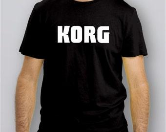 008K -T-Shirt - Korg