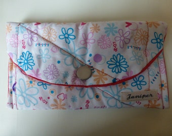 Purse or Makeup/Glasses Case, handmade