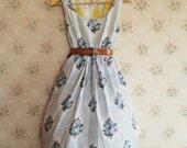 Blue Bird Miss Molly Tea Dress size 8