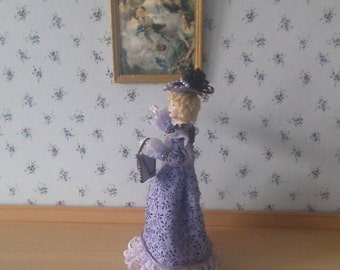 1/12th Scale Dress Doll.  Now selling at half price.............