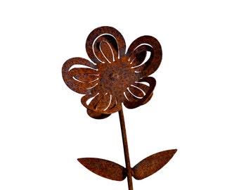 Flower with Double Cut Petals - Garden Pick