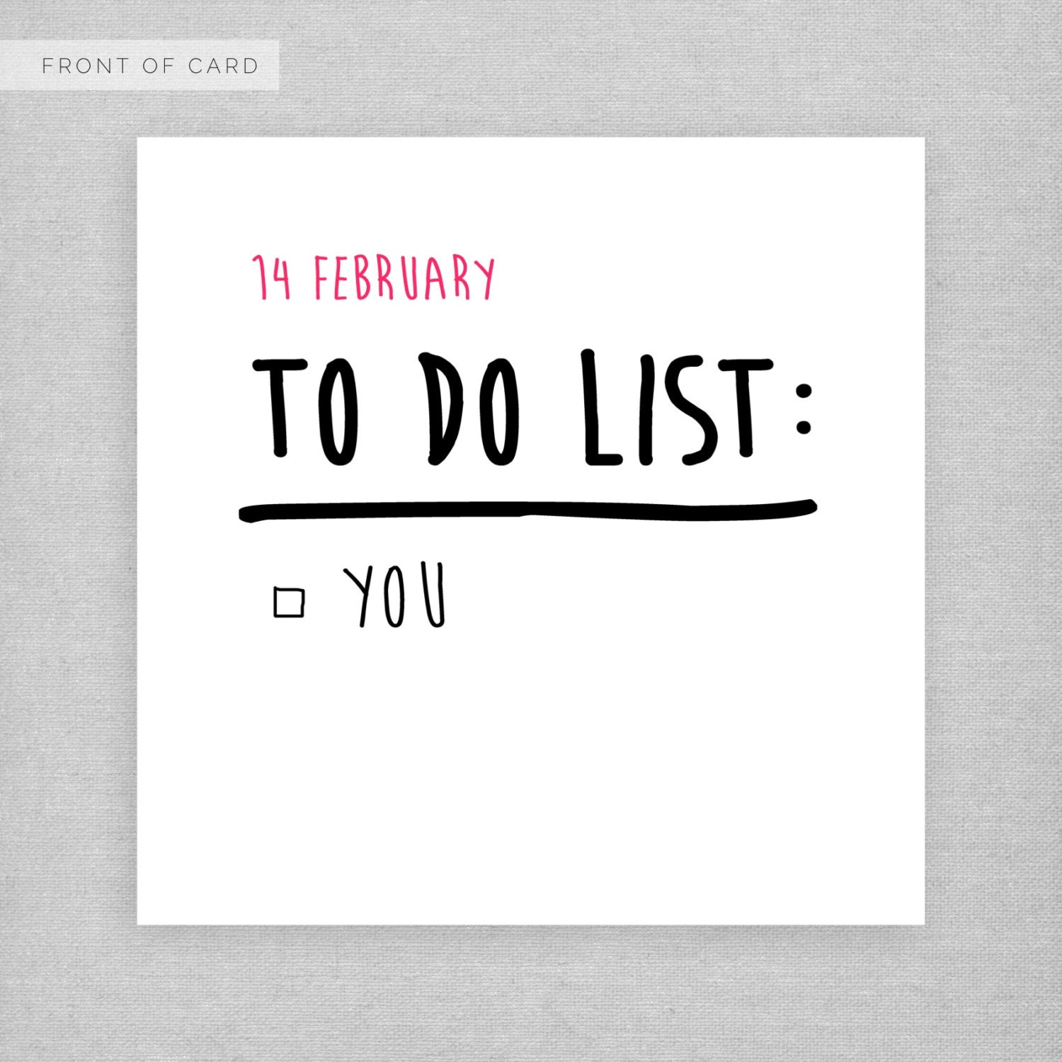 14 February To Do List You Funny Cheeky Valentine S Day