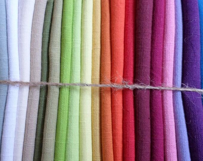Textured Solids Bundle - 21 x 1/2 yards