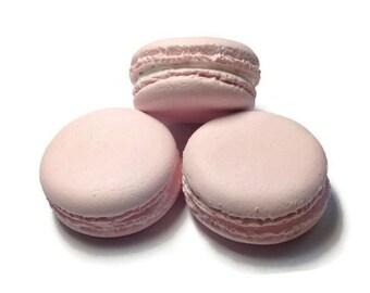 Macaron - 5pcs Pink Pastel Colors 40mm For Decoration Prop Wedding - LOT022.5