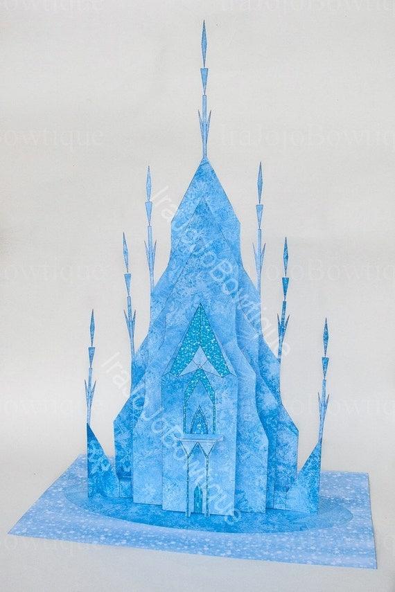 Sale 3d Iced Castle Party Centerpiece
