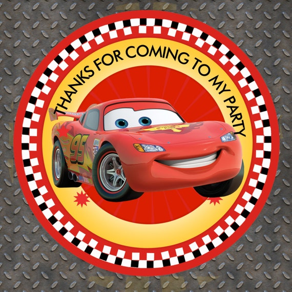 Divine image throughout lightning mcqueen printable decals
