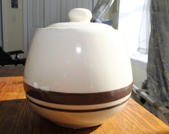 Vintage McCoy Sugar Bowl