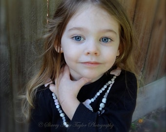 "Fine Art Photography - ""Innocence"" Child Photography,Blue Eyes,Angel Face, Nursery Decor,Beautiful Child,Sweet,5x5,8x8,10x10,12x12"