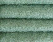 Quality 300S/CM - Mohair-1/6 yard (Fat) in Intercal's Color 577S-Teal. A German Mohair Fur Fabric for Teddy Bear Making, Arts & Crafts