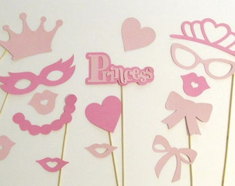 Photo Booth Props Baby Shower Etsy