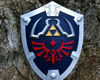 Legend of Zelda Hylian foam shield