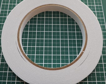 One Roll of Double-Sided Tape- .5 inches by 35 yards- Double Faced Tape
