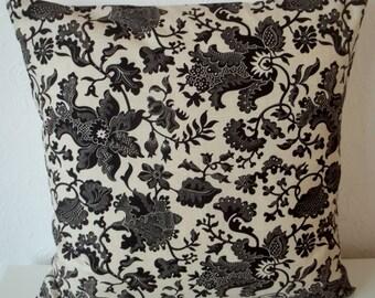 "Sanderson PICOTAGE fabric cushion cover, pillow cover, 16"" x 16"" (41cm x 41cm)"