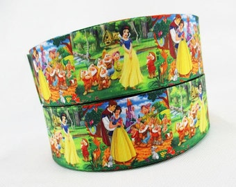 "5 YDS Snow White Ribbon (1.5"")"