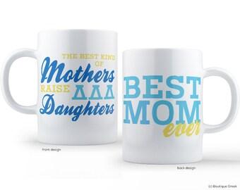 TriDelta Delta Delta Delta Best Mom Sorority Mug