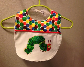 Eric Carle's The Hungry Caterpillar Bib