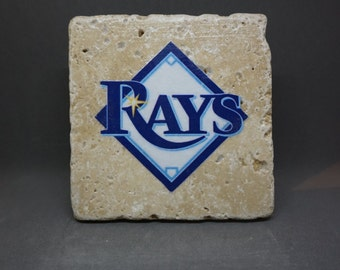 Tampa Bay Rays Coaster (4-Pack)