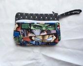Gift for Her Made to Order: Hero Eyes Wet/Dry Bag
