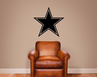 Dallas Cowboys Vinyl Wall Decal Sticker Graphic