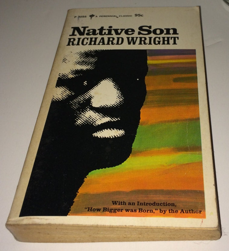the character of bigger thomas in native son by richard wright Native son character list buy study guide bigger thomas the protagonist of the novel, bigger thomas is twenty years old, living in one of the many slum apartments of chicago's.