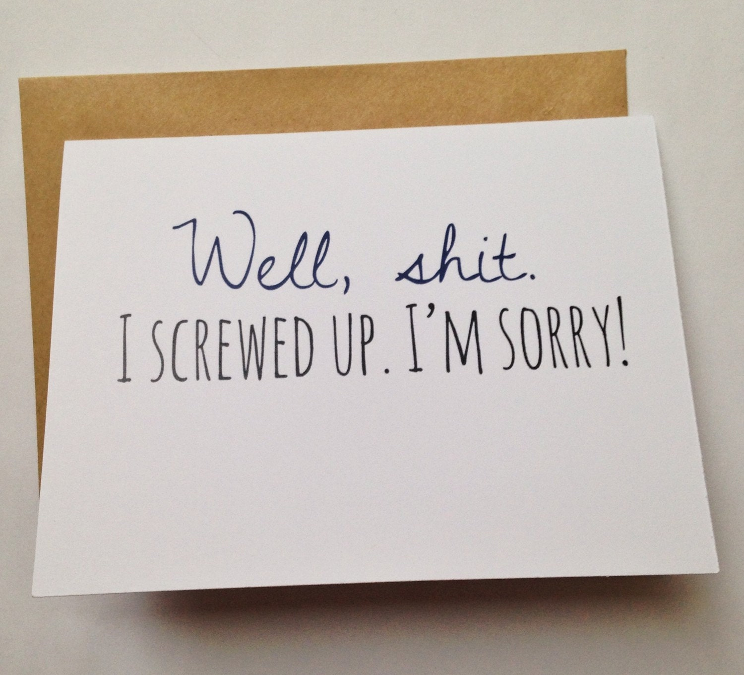 Fieldstation.co  Free Printable Apology Cards
