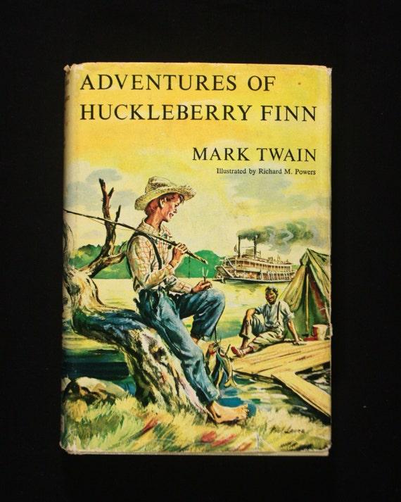 mark twains adventures of huckleberry finn shows The adventures of huckleberry finn mark twain, 1884.