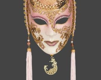 Venetian Mask Byzantine