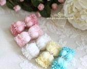 Adeline -Designer Handmade Barrettes/ Lovely French style