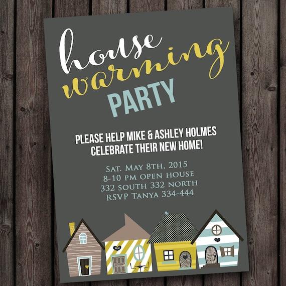House Warming Invitation Wording Best Printable Invitation Design