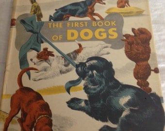 The First Book Of Dogs 1949